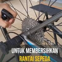 Paket 2in1 Pembersih & Pelumas Rantai Gear Sepeda NOVAPRO (GRID &