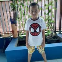 Kaos Oblong anak Cowok - 3-4 tahun