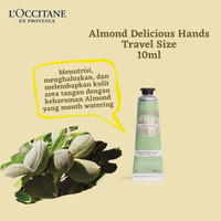 Almond Delicious Hands 10ml