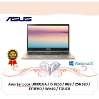 Asus Zenbook UX331UA - i5 8250 8GB 256 SSD 13'3FHD Windows10 - TOUCH