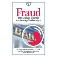Fraud Pada Lembaga Keuangan Dan Non Keuangan- Early Ridho Kismawadi