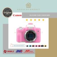 Silicone Silikon Case Kamera Mirrorless Canon EOS M5 M-5 / M50 M-50