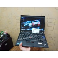 Laptop Lenovo X220 Core I7 Ram 8gb 12 Inch 320gb Ringan Second