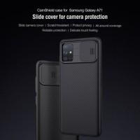 Samsung A71 2020 Hard Case Nilkin Nillkin Camshield Series Original