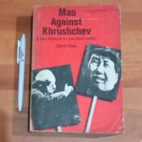 Mao Against Khrushchev