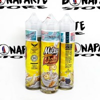 Milky Oats Banana 60ML 3 MG
