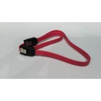 Kabel Data SATA - SATA Cable HDD-SSD-DVD ROM Merah