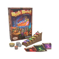 Mystic Market Strategy Card Game