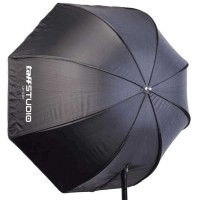 Payung Octagon Softbox Flash Speedlight 80CM