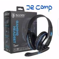 Headset Gaming SADES T POWER / T-POWER / TPOWER