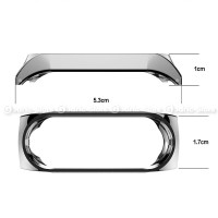 Promo MIJOBS METAL PLUS Stainless Steel Wrist Strap for Xiaomi Mi