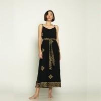 Black Strap Prada Dress