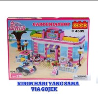 BRICK COGO 4509 DREAM GIRLS SEAFOOD RESTAURANT