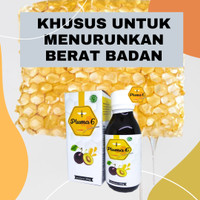 Madu diet PLUMA6 Pelangsing Penurun Berat Badan Alami Best Seller