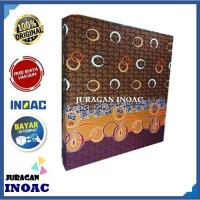 Kasur Busa Inoac No 1 Tebal 10 cm uk 200 x 180 x 10 cm Original Murah