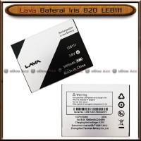 Baterai Lava Iris 820 LEB111 Lafa Double Power Batre Batrai HP