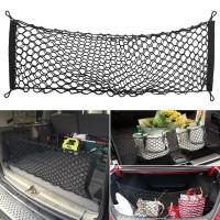 Jaring Double Cargo Bagasi Mobil | Pengaman Car Trunk Net Premium