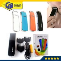 NOVA TRIMMER NS216 Alat Cukur Rambut Jambang Kumis Hair Clipper