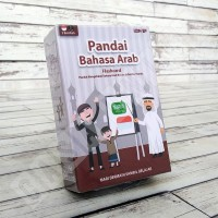 Flashcard Pandai Bahasa Arab - KONSEP Kartu Pintar Mainan Edukasi Anak