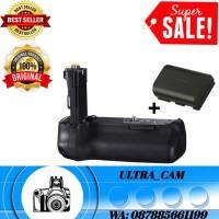 Canon BG-E14 Battery Grip Original untuk EOS 70D / 80D