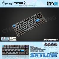 Ducky One 2 Skyline TKL Mechanical Keyboard