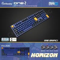 Ducky One 2 Horizon Fullsize Mechanical Keyboard