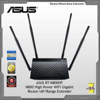 ASUS N800 High Power WiFi Gigabit Router AP Range Extender RT-N800HP