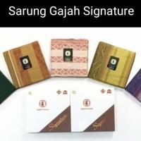 Sarung Gajah Duduk Signature (Grosir)