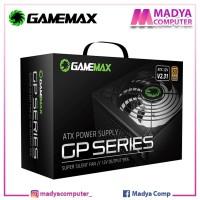 PSU GAMEMAX GP-650 650 Watt 80+ Bronze - Power Supply
