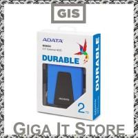 Harddisk ADATA H650 - 2TB Dash Drive HDD External Antishock Hardisk