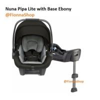 Baby Car Seat Nuna Pipa Lite with Base