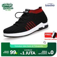 Leedoo Sepatu Sneakers Pria Import Men Shoes Young Lifestyle MR102