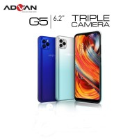 Advan G5 4/32 Ram 4GB Internal 32GB Garansi Resmi 1 Tahun