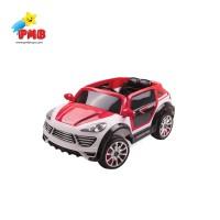 Mainan Mobil Aki M-8388 (Merah Putih) PMB