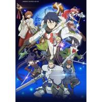 DVD Film Anime Log Horizon