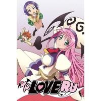 DVD Film Anime To Love ru complete