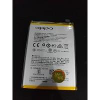 Baterai Oppo A3s BLP673 Original Batre Battery