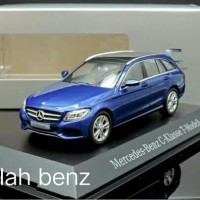 Diecast Mercedes Benz model C Klase S205 Avangarde,SW(W205) T model