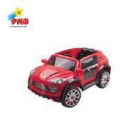 Mainan Mobil Aki M-8388 (Merah)