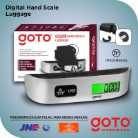 Timbangan Koper Tas Digital Luggage Scale Bagasi Gantung Travel 50 kg