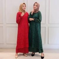 Gamis burkat elegan