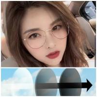 Kacamata Wanita   Paket Lensa Photocromic