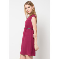 EDITION Woman's Belted Ed5 Dress