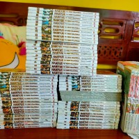 Komik Haikyu vol. 1-20 SEGEL SET (Pre Order)