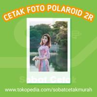 CETAK FOTO POLAROID 2R TEBAL MENGKILAP KUALITAS TERBAIK