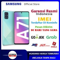 Samsung A71 - Garansi RESMI SEIN