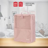 Miniso Official Portable shoe bag / Tas Sepatu