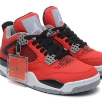 Sepatu Nike Jordan Red Guaranteed Qc - Merah, 39