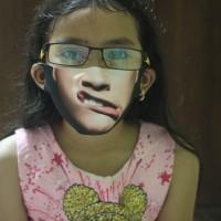 Masker anak karakter lucu masker lucu masker boneka masker scuba anak