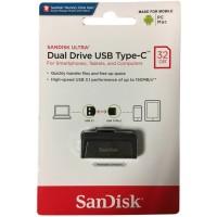 SanDisk Ultra Dual Drive USB Type C 32GB